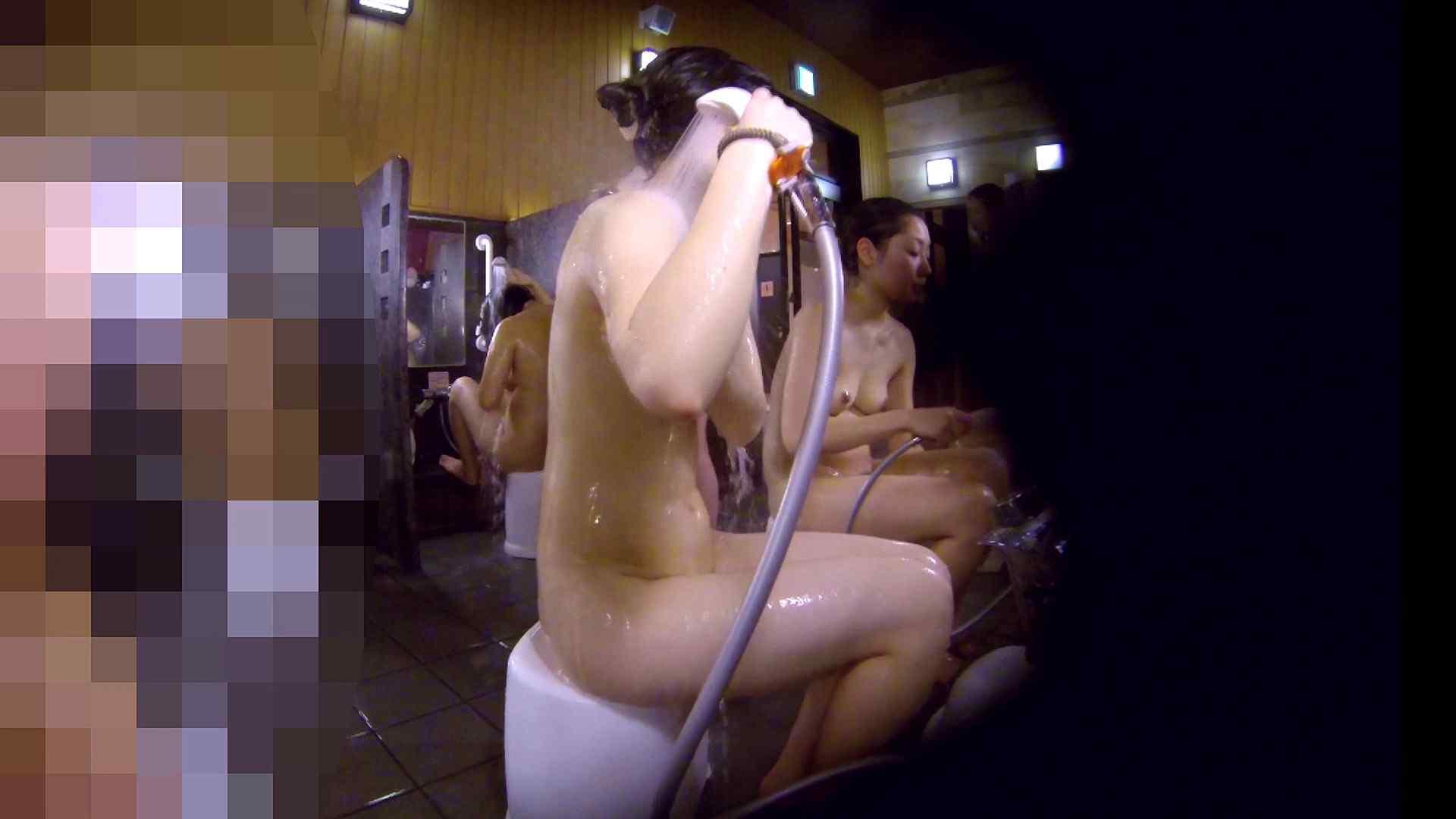 アダルトエロ動画|洗い場!眉しっかりの和風美人、奥の嬢も気になります!|怪盗ジョーカー