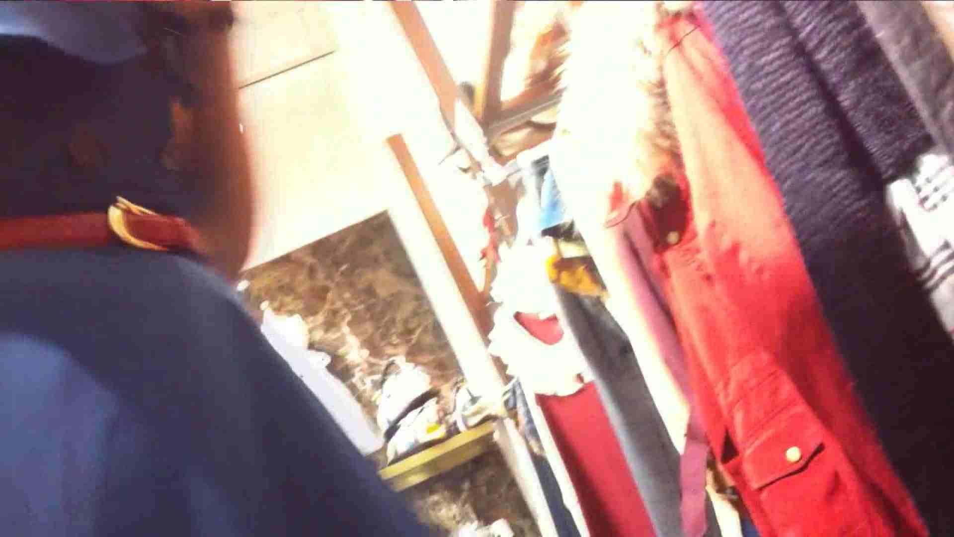 アダルトエロ動画|某デパートのカリスマ定員可愛すぎ‼!ピンクスカート編|のぞき本舗 中村屋