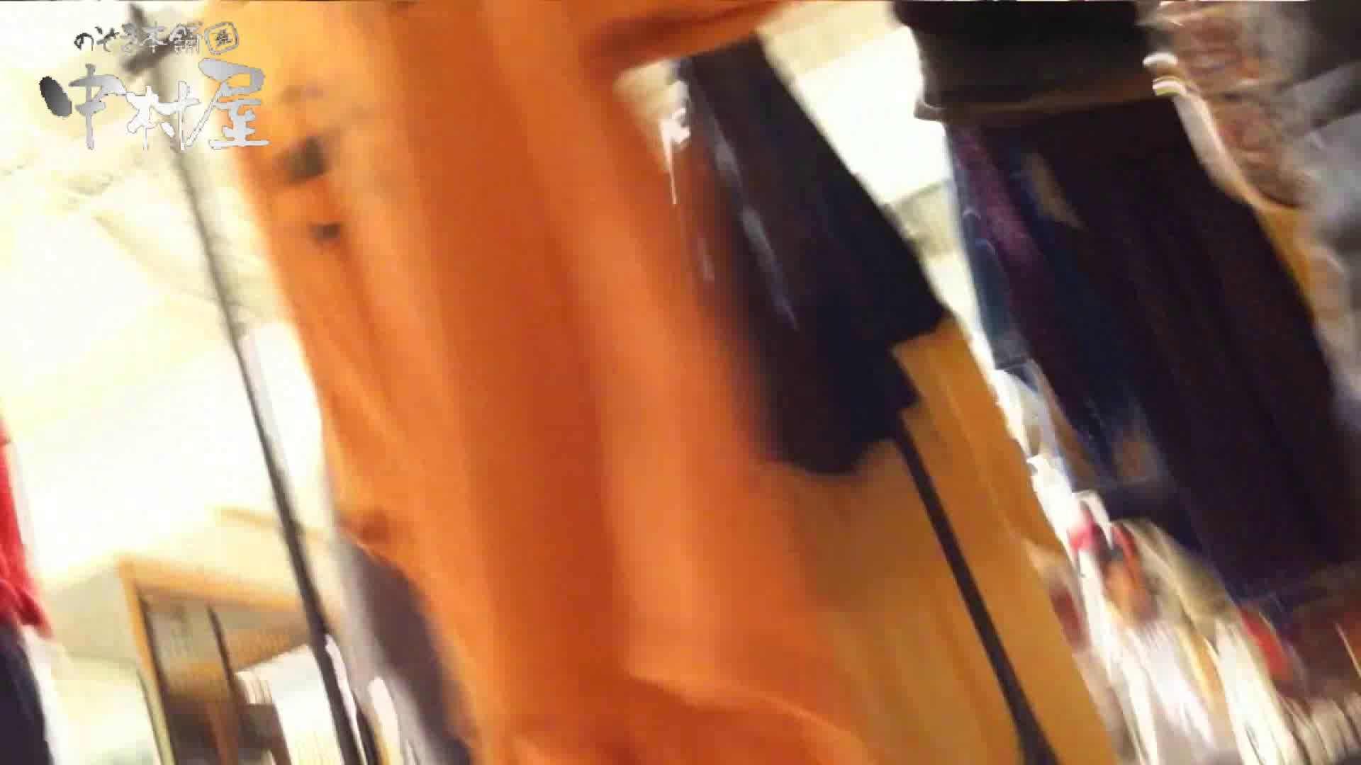 vol.58 美人アパレル胸チラ&パンチラ 黄色い帽子がカワイイ店員さん!