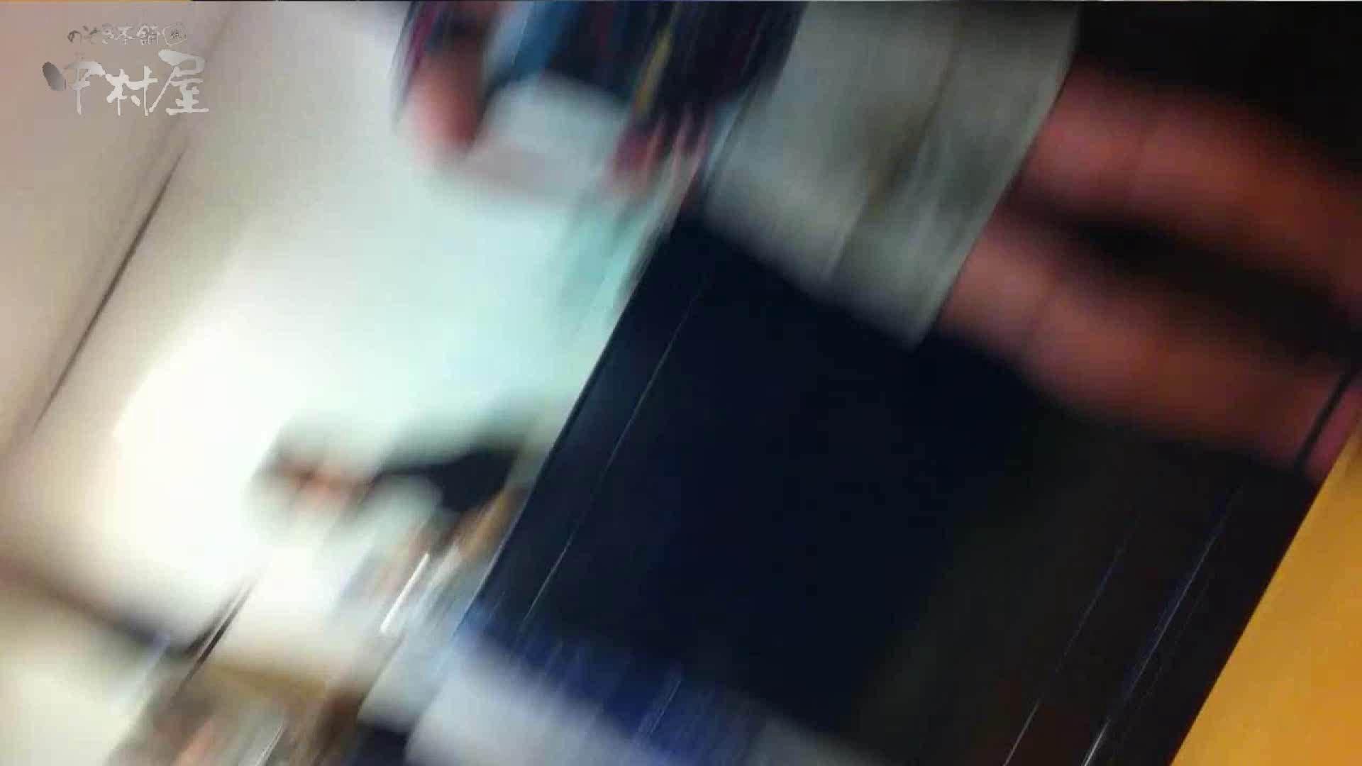 アダルトエロ動画|vol.77 美人アパレル胸チラ&パンチラ 緑のワンピにせまってみたw|のぞき本舗 中村屋
