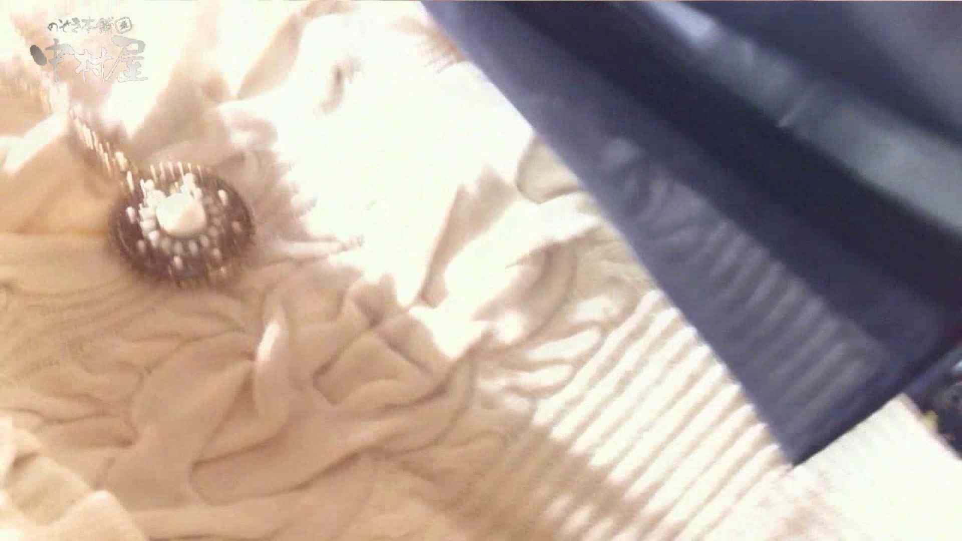アダルトエロ動画 vol.79 美人アパレル胸チラ&パンチラ 貝ワレパンツの店員さんw のぞき本舗 中村屋