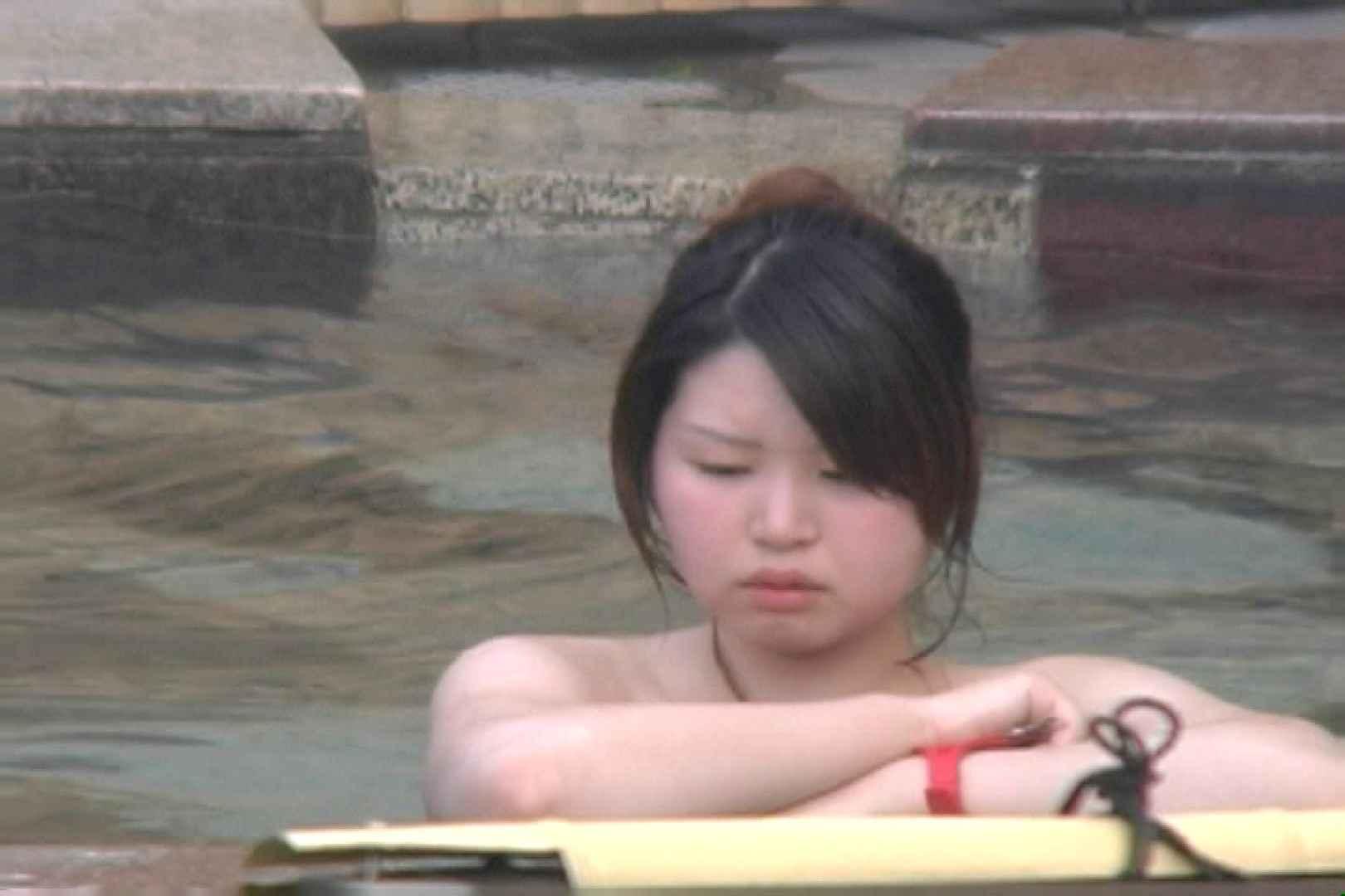 Aquaな露天風呂Vol.60