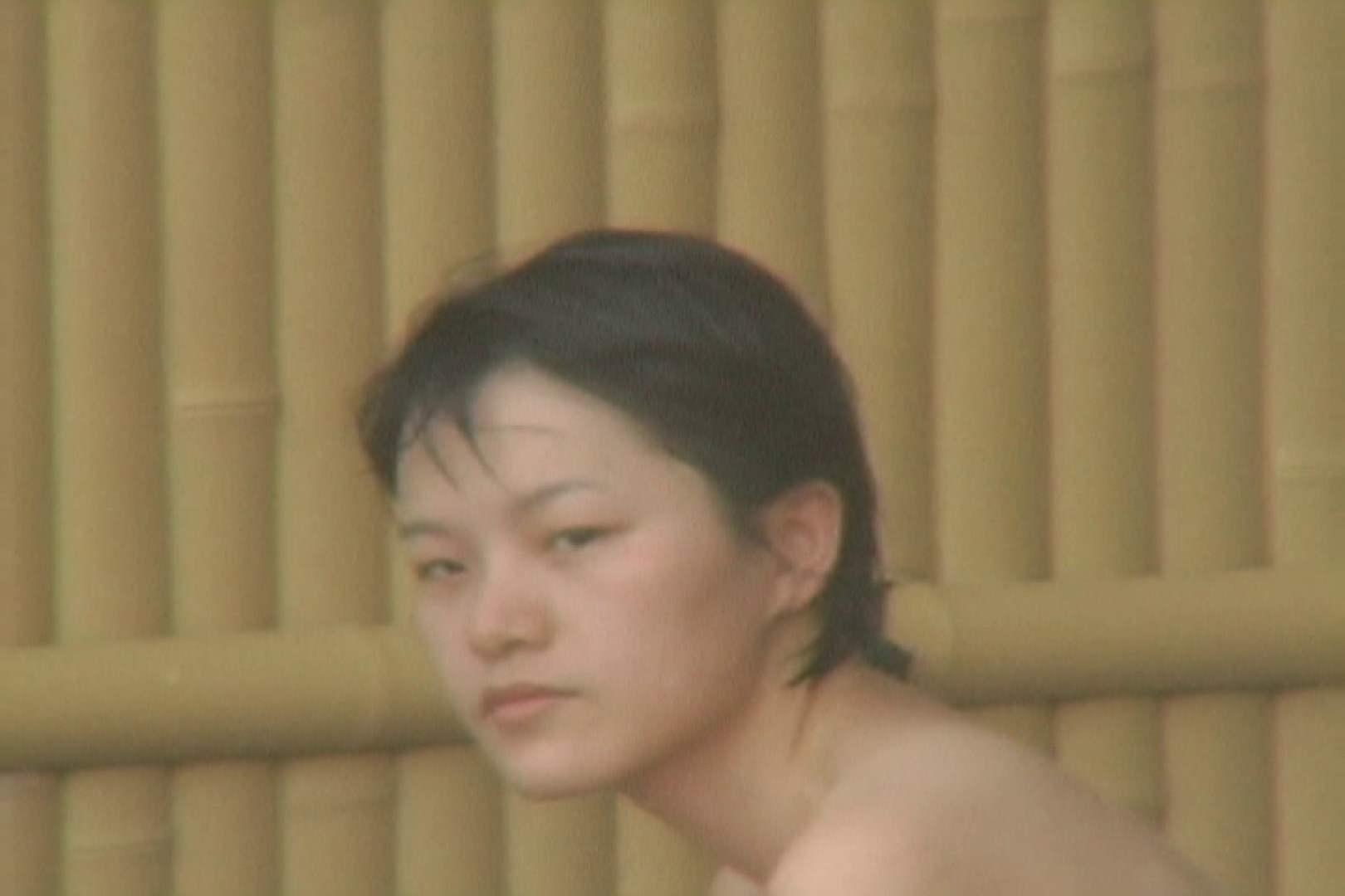 Aquaな露天風呂Vol.116