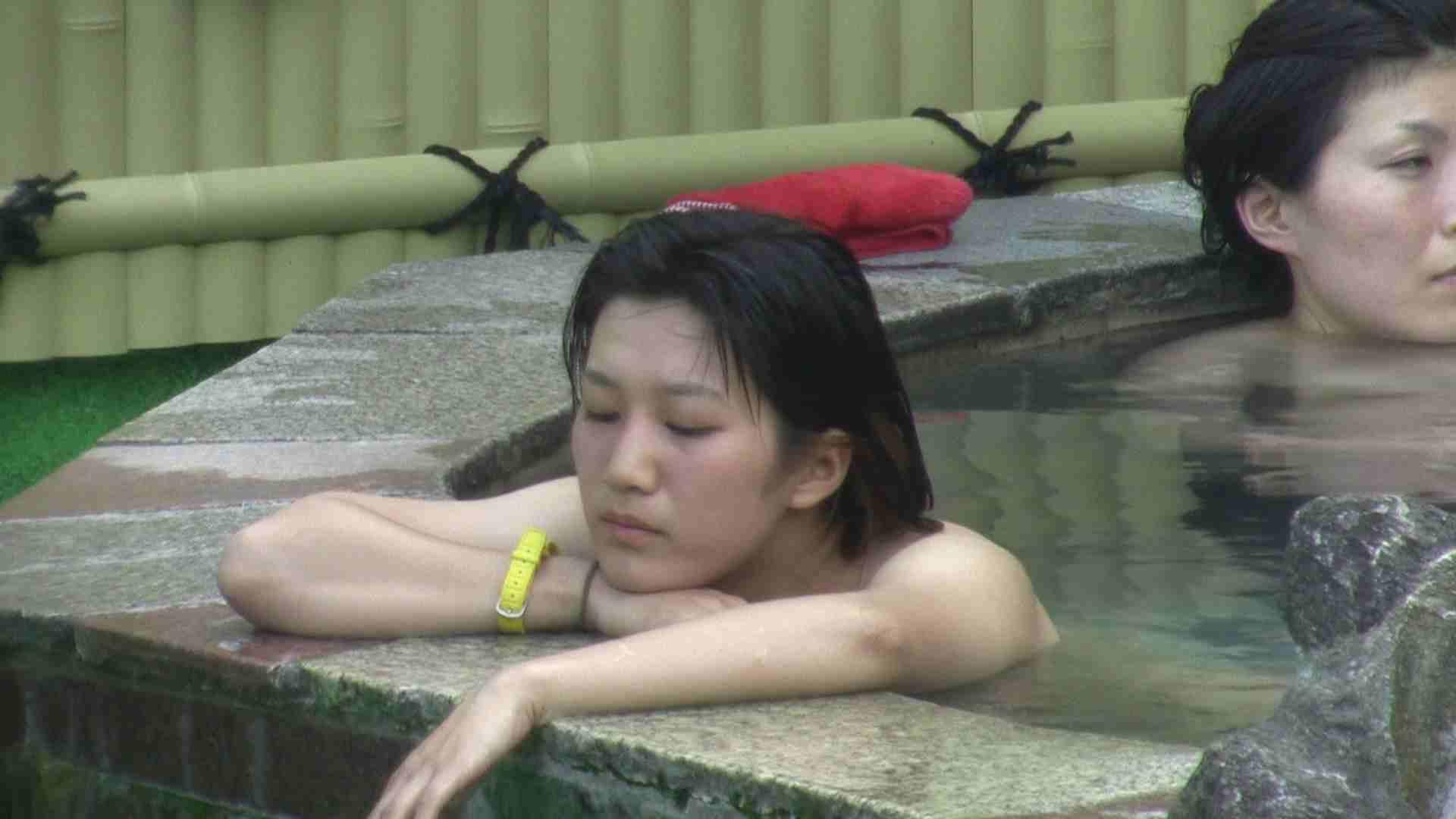 Aquaな露天風呂Vol.132