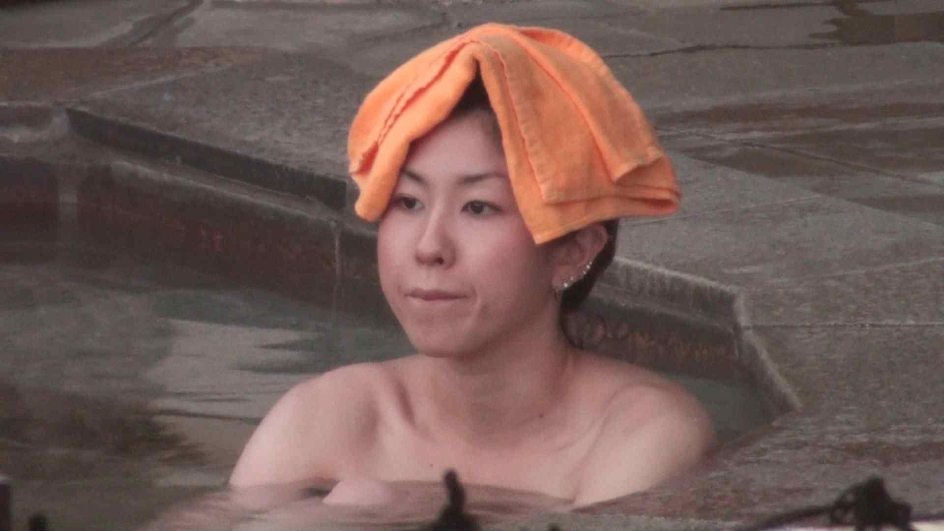 Aquaな露天風呂Vol.135