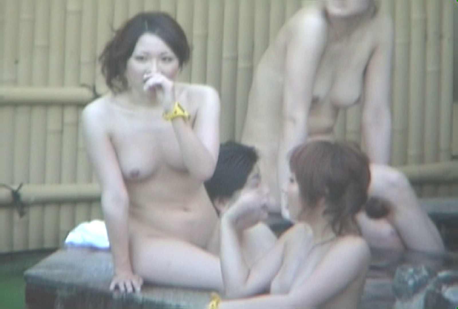 Aquaな露天風呂Vol.153