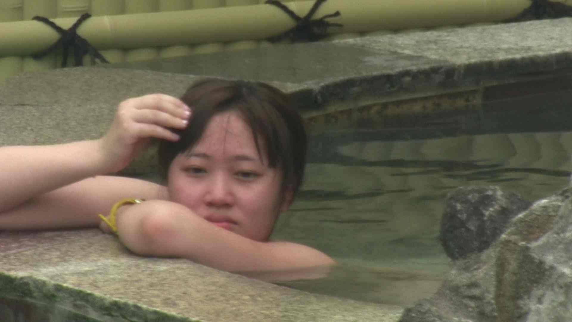Aquaな露天風呂Vol.162