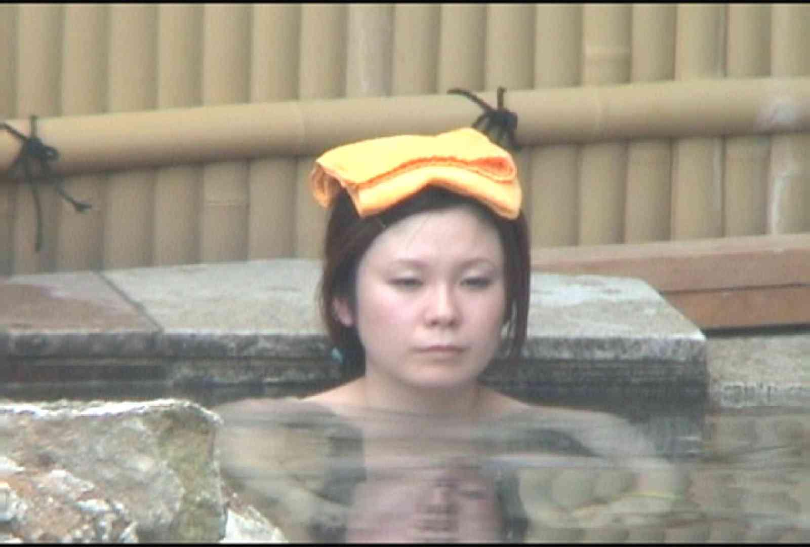 Aquaな露天風呂Vol.177