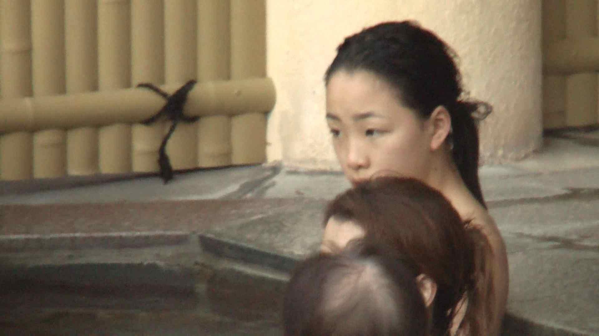 Aquaな露天風呂Vol.214