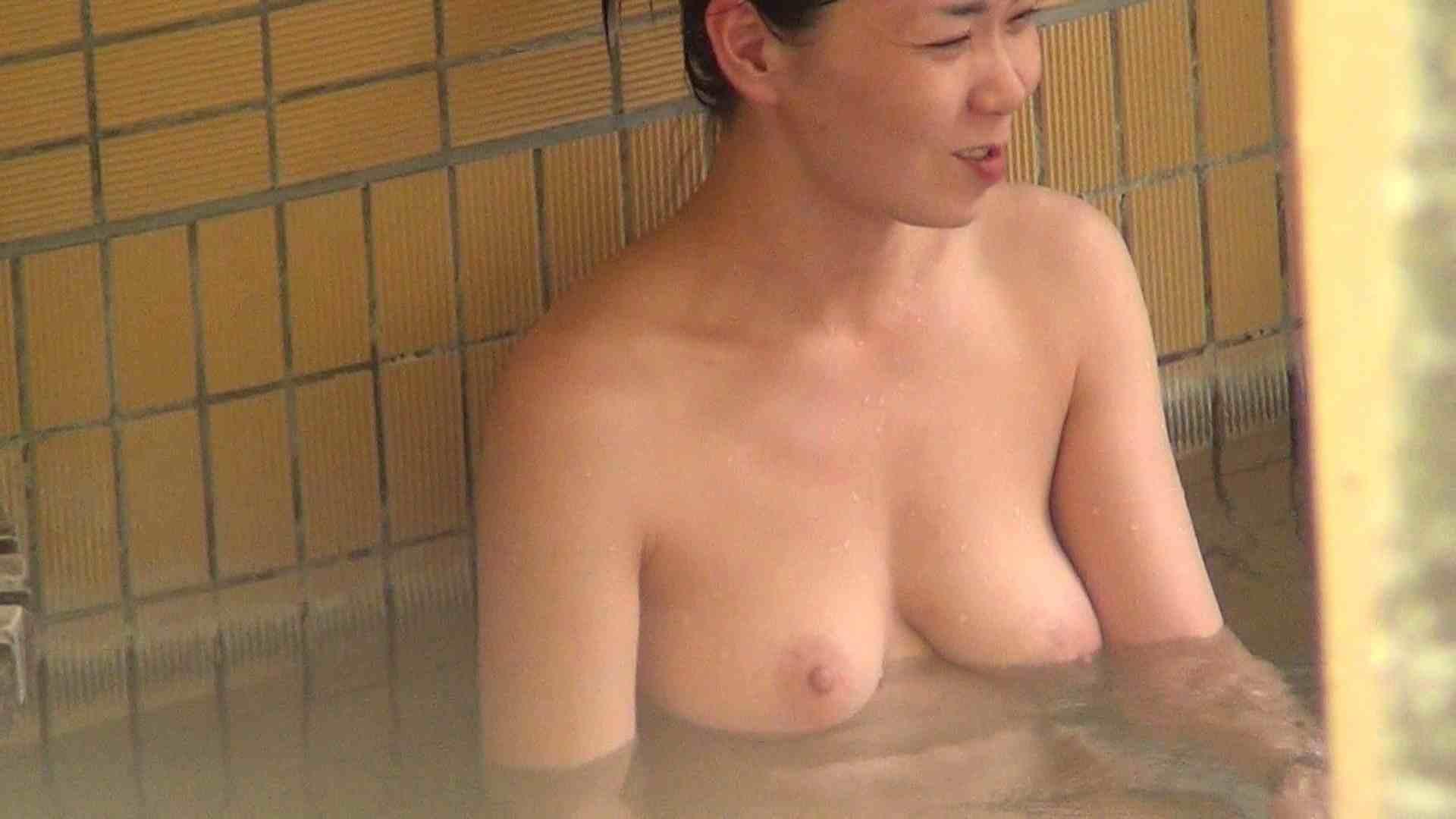 Aquaな露天風呂Vol.238