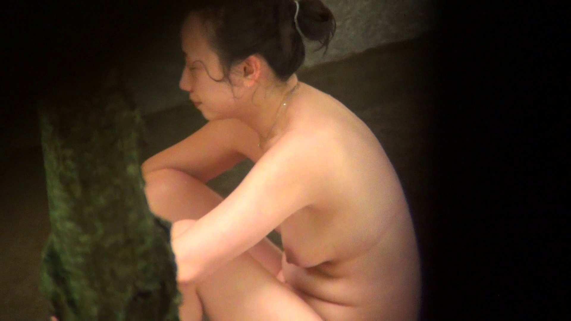 Aquaな露天風呂Vol.310