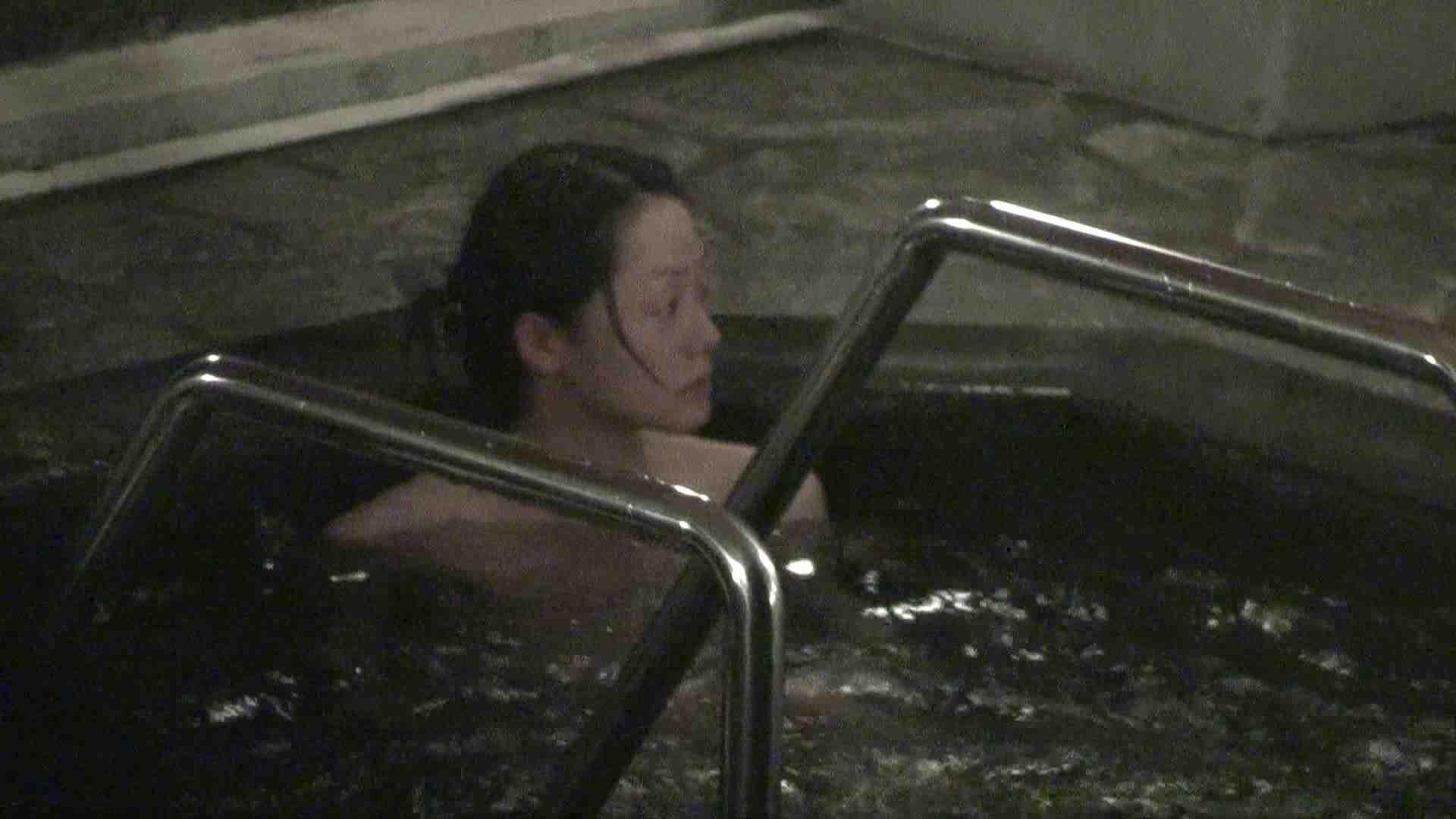 Aquaな露天風呂Vol.318