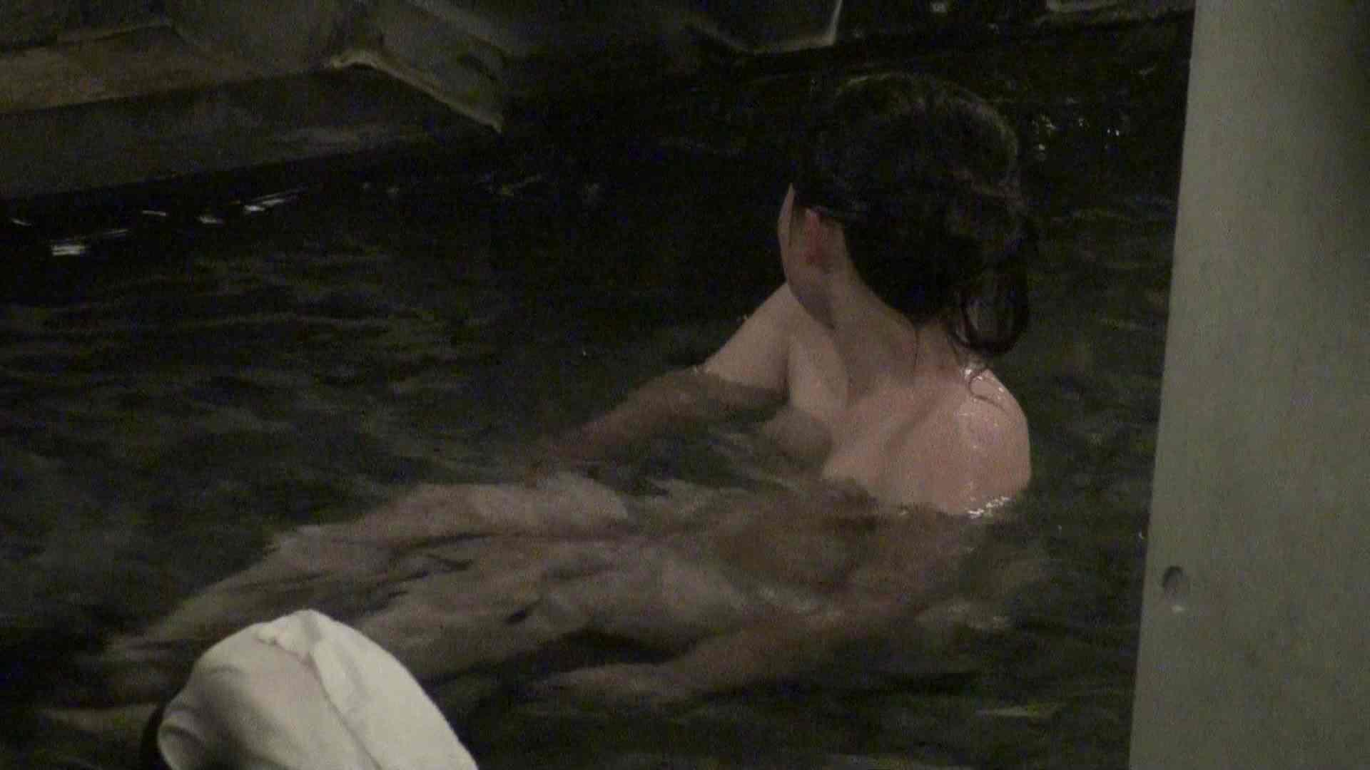 Aquaな露天風呂Vol.354