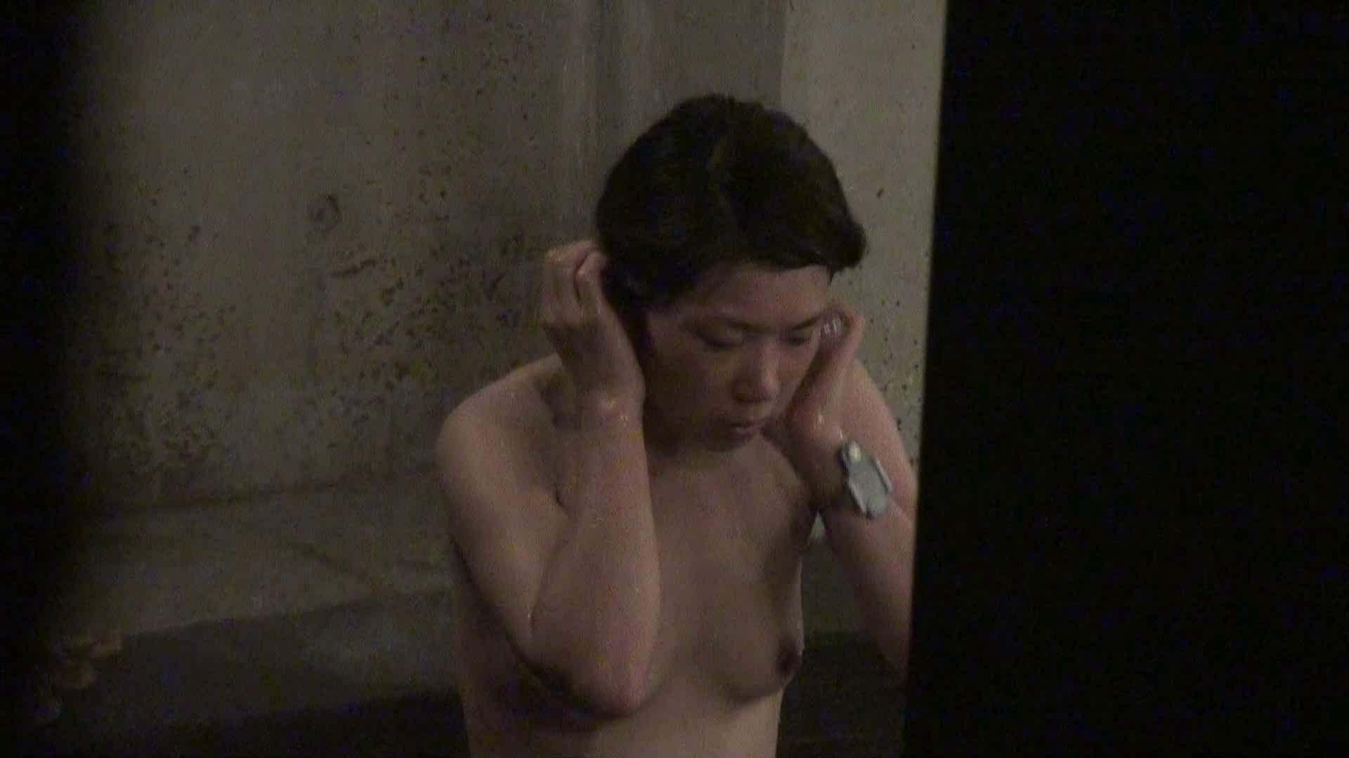 Aquaな露天風呂Vol.426