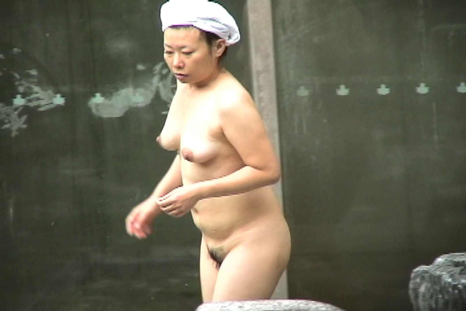 Aquaな露天風呂Vol.448
