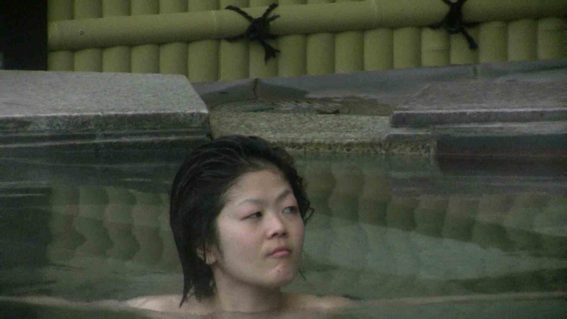 Aquaな露天風呂Vol.538