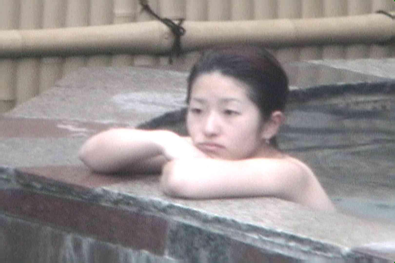 Aquaな露天風呂Vol.551