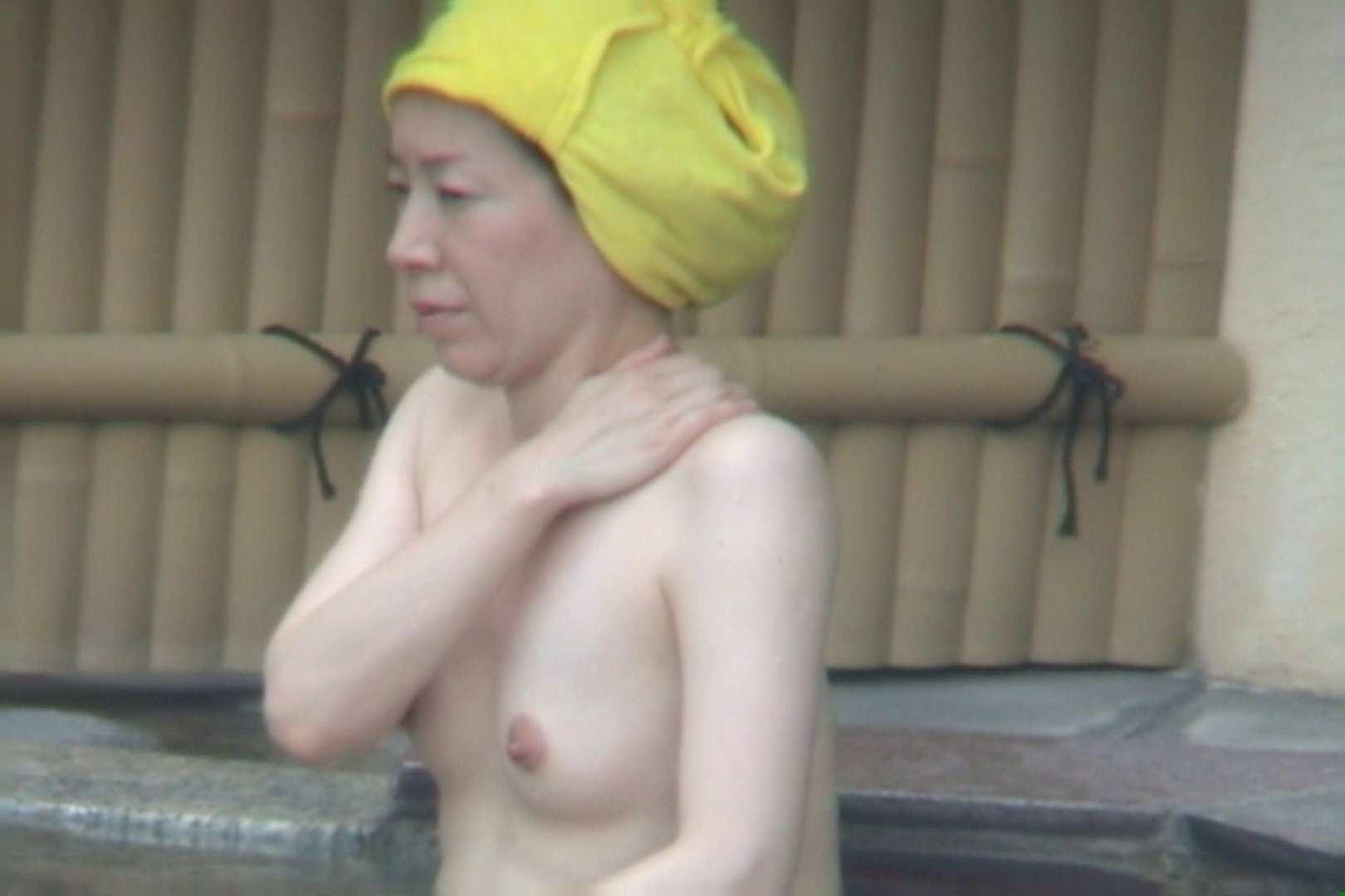 Aquaな露天風呂Vol.569