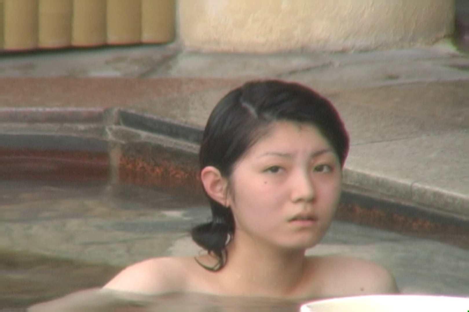 Aquaな露天風呂Vol.579