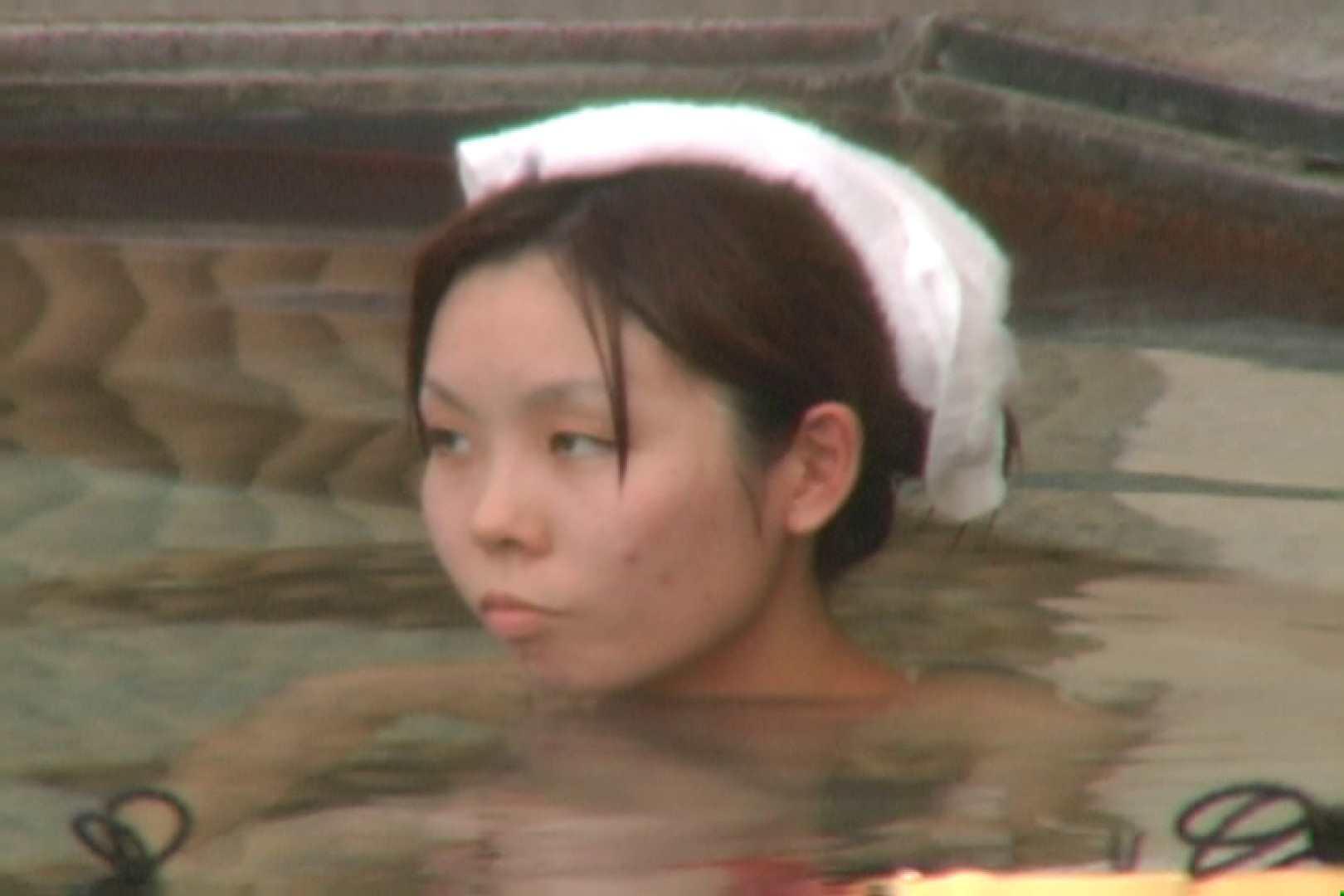 Aquaな露天風呂Vol.580