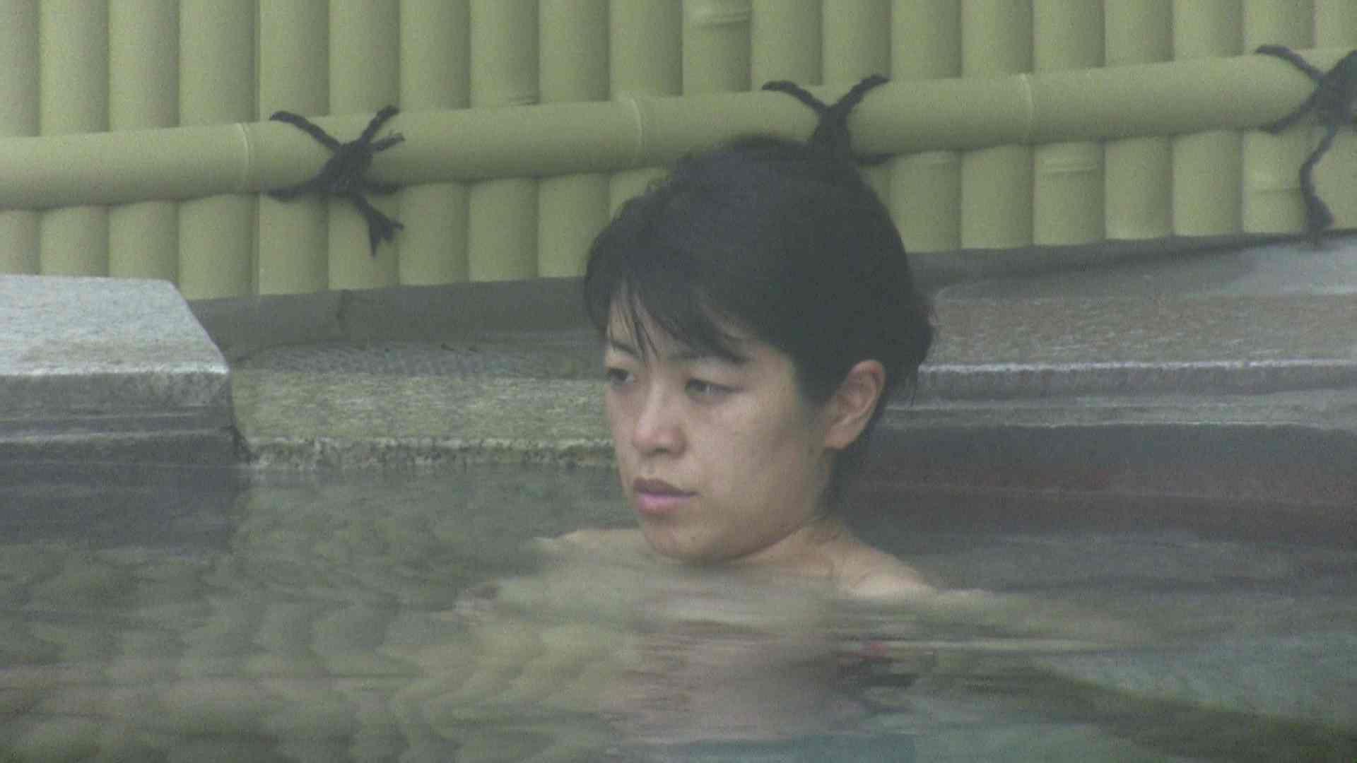 Aquaな露天風呂Vol.585
