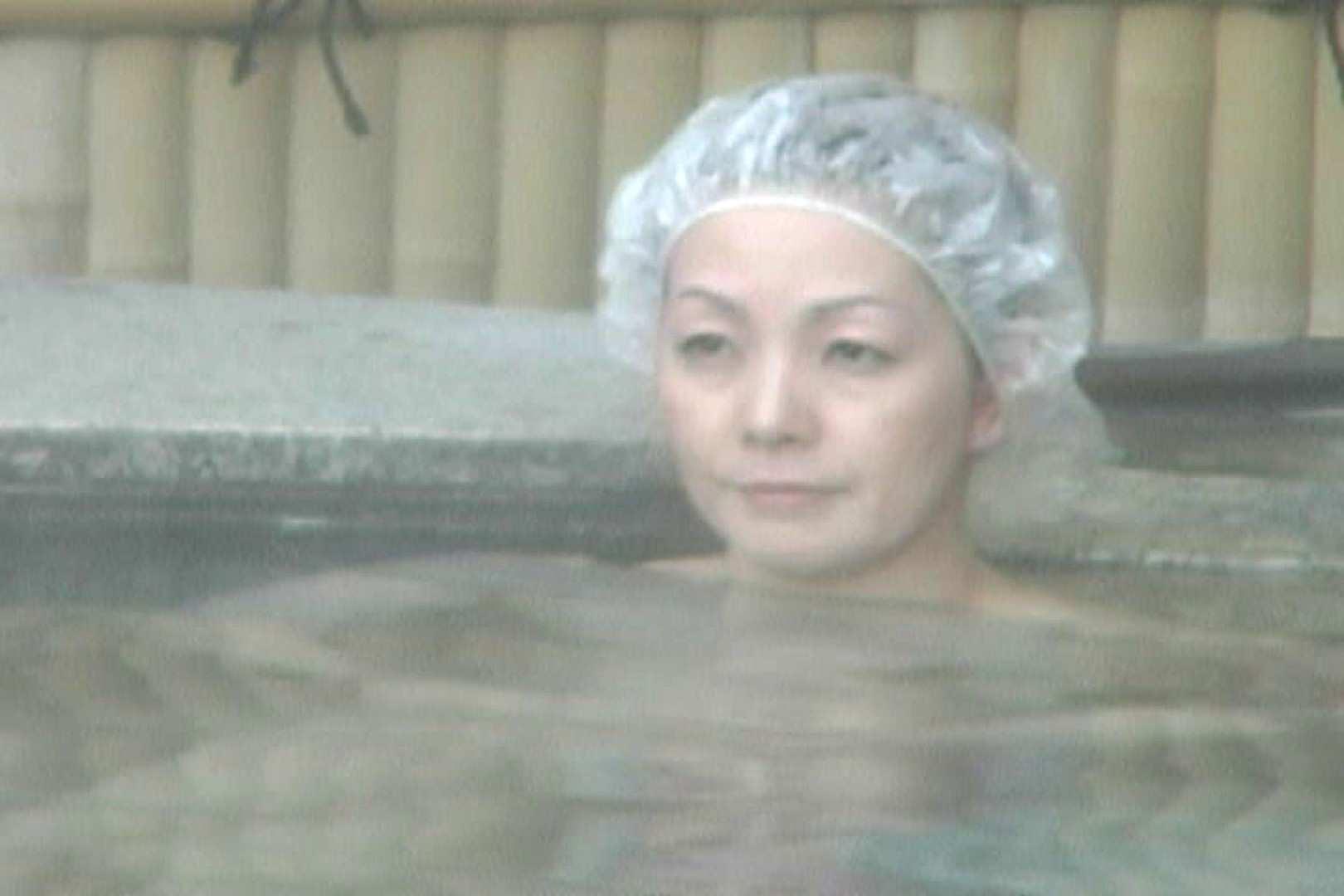 Aquaな露天風呂Vol.592