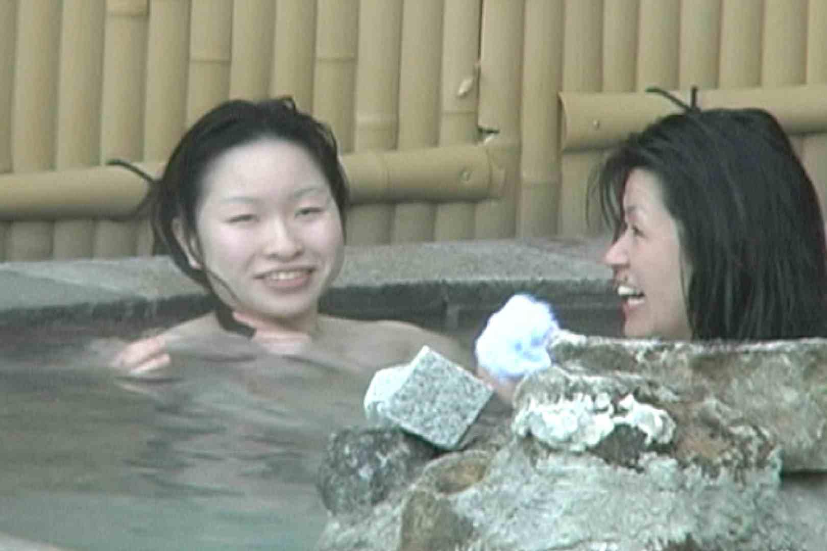 アダルトエロ動画|Aquaな露天風呂Vol.595|のぞき本舗 中村屋