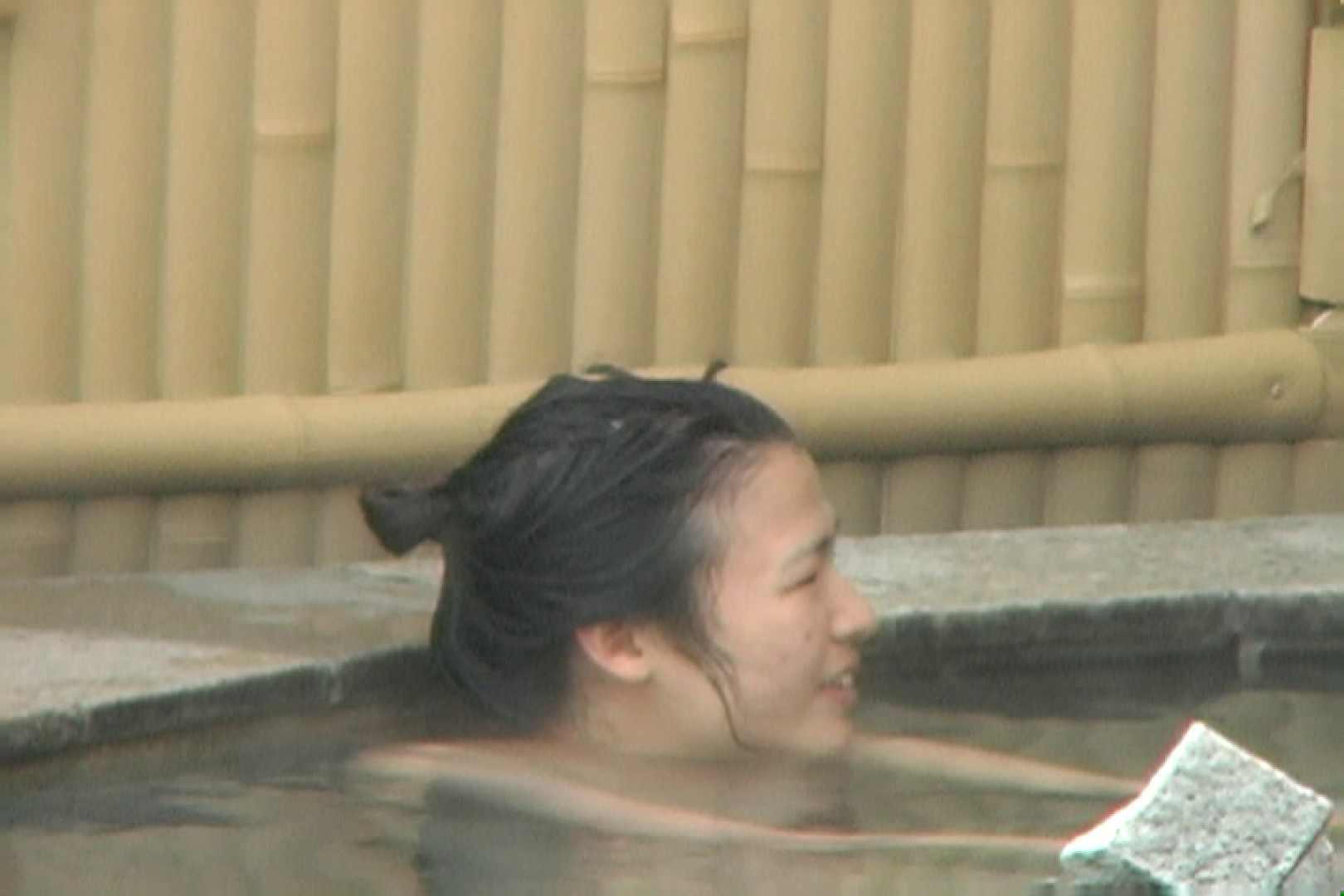 Aquaな露天風呂Vol.647