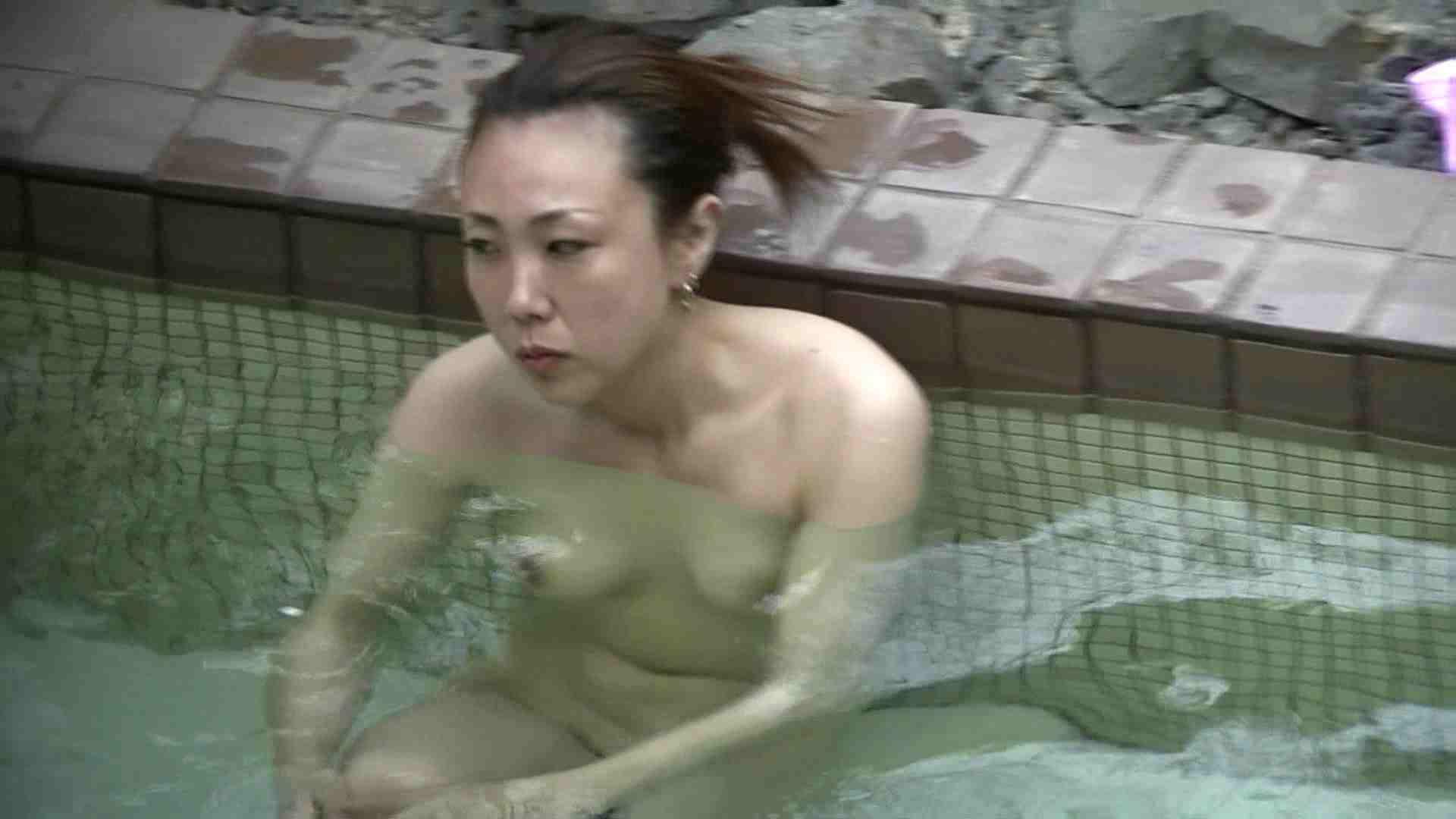 Aquaな露天風呂Vol.654