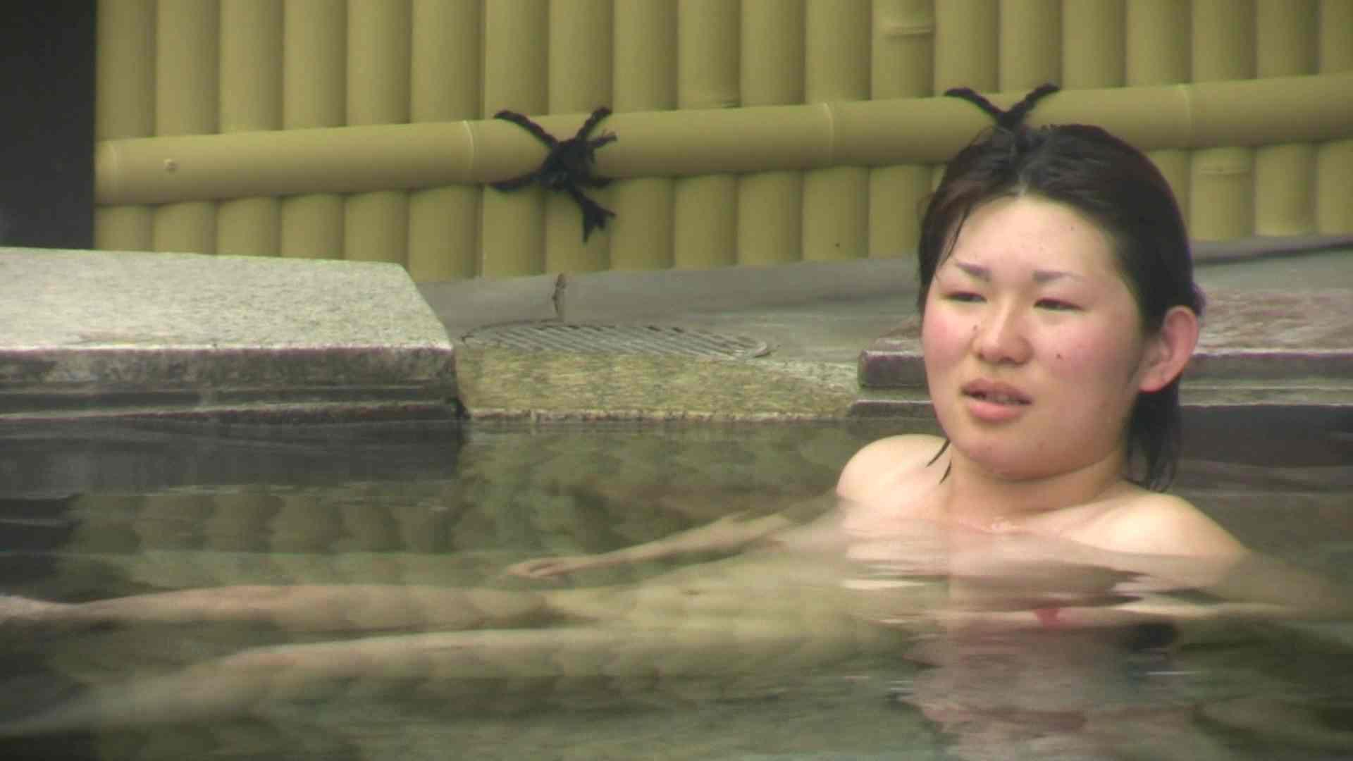 Aquaな露天風呂Vol.673