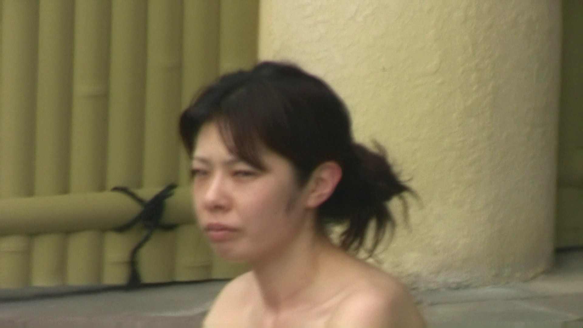 Aquaな露天風呂Vol.676