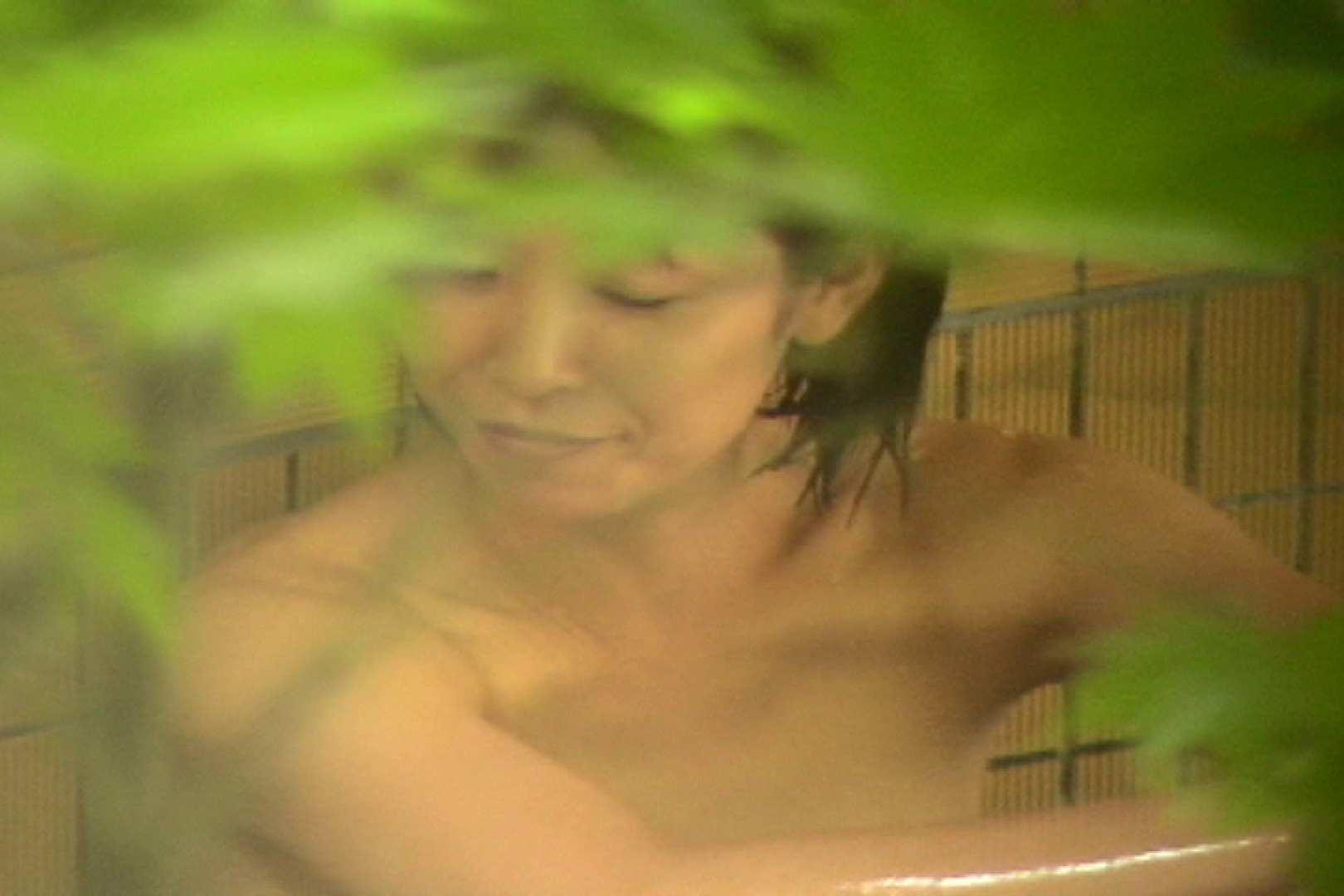 Aquaな露天風呂Vol.703