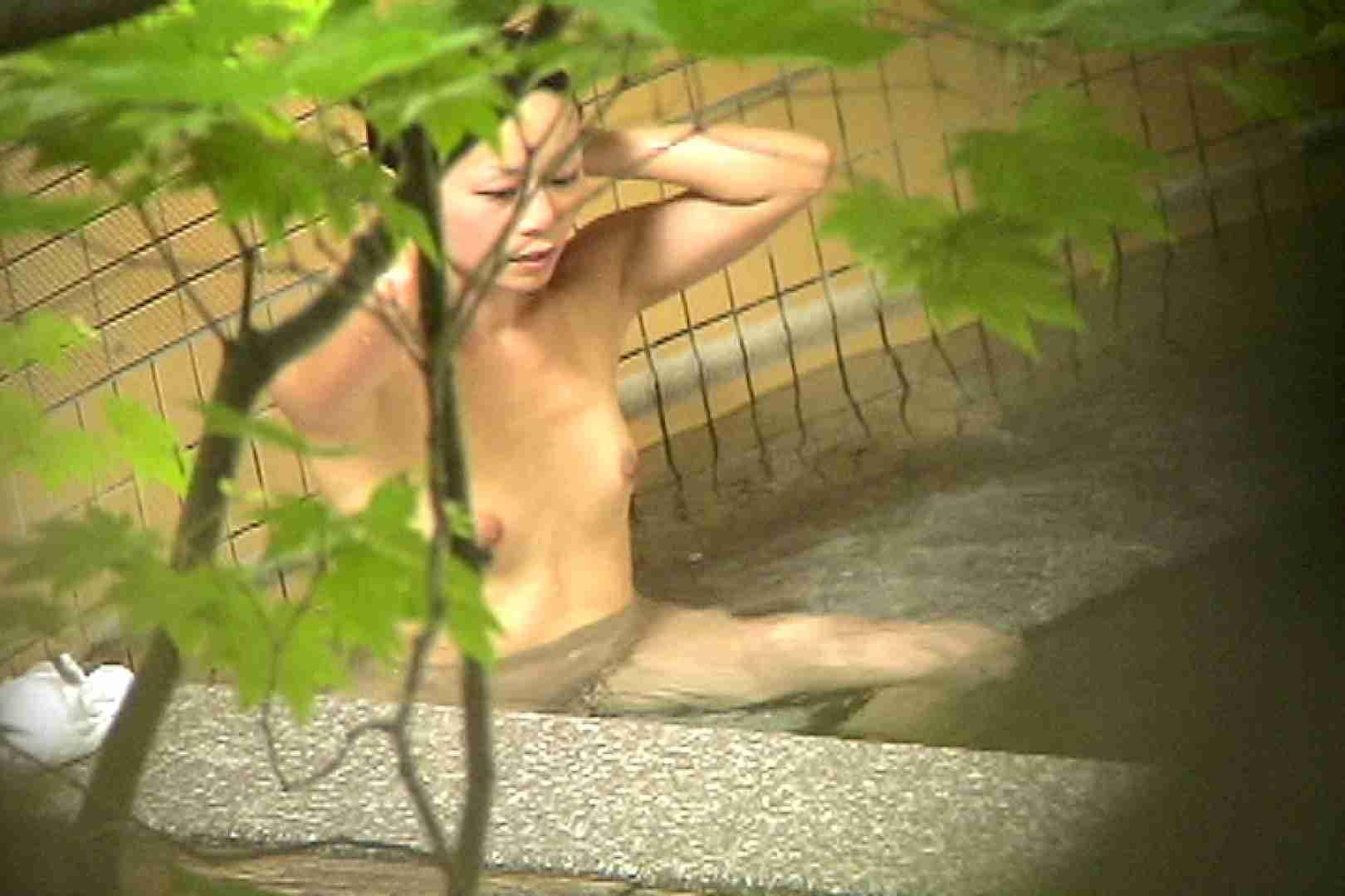 Aquaな露天風呂Vol.706