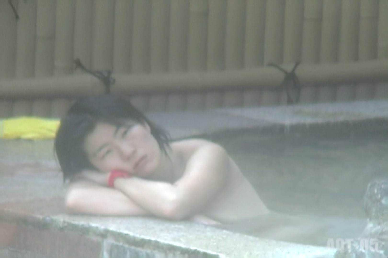 Aquaな露天風呂Vol.747