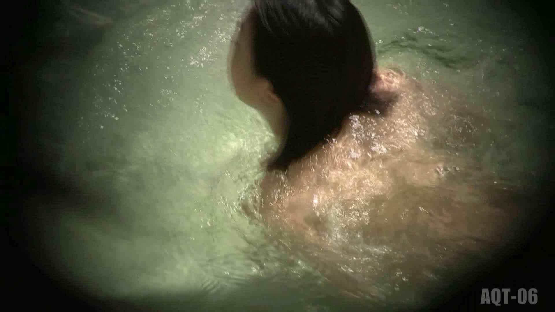 Aquaな露天風呂Vol.755