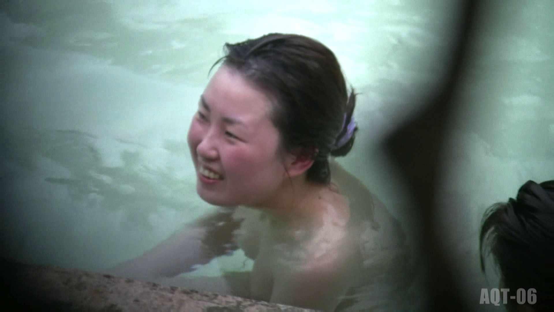 Aquaな露天風呂Vol.760