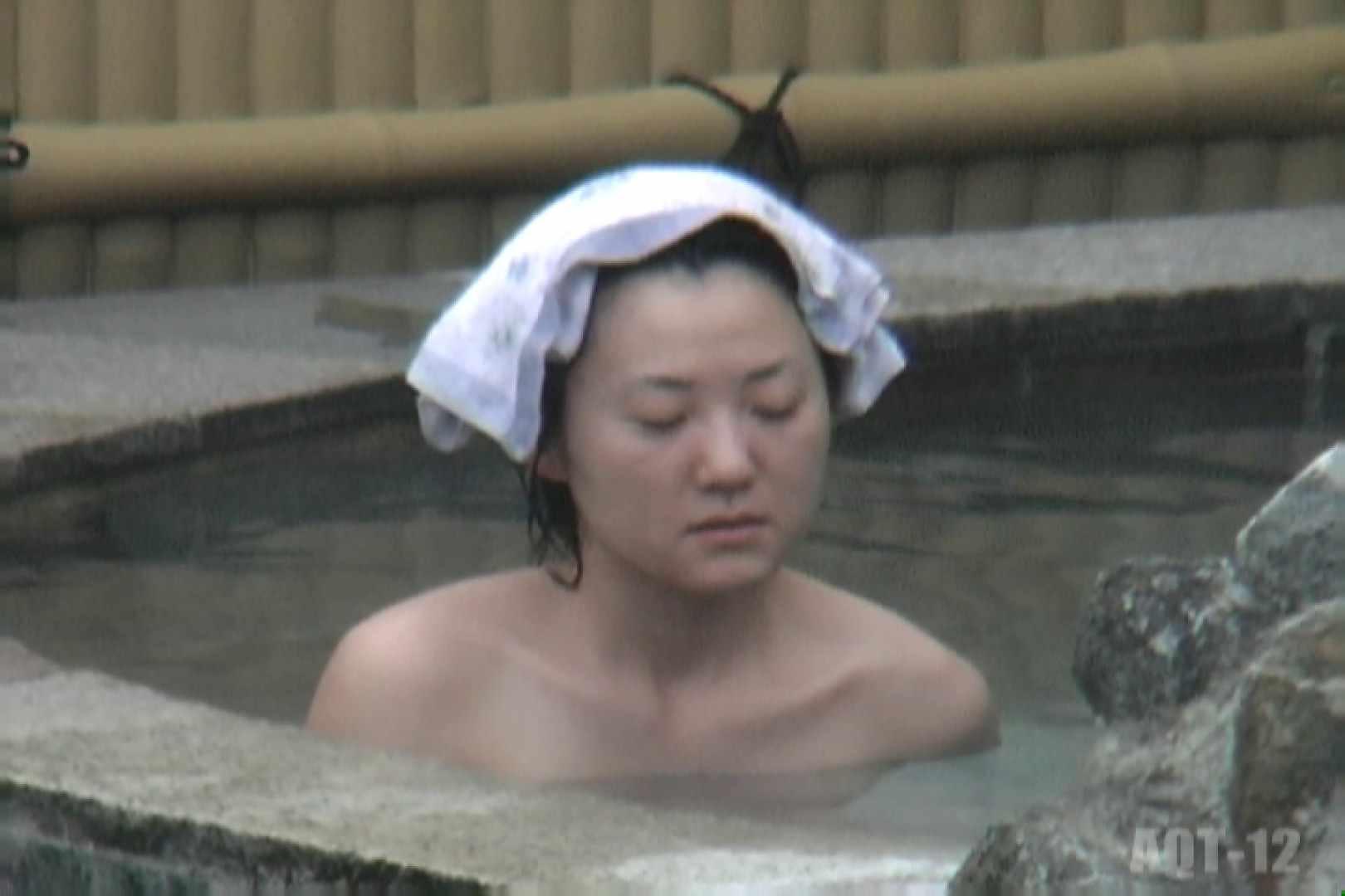 Aquaな露天風呂Vol.807