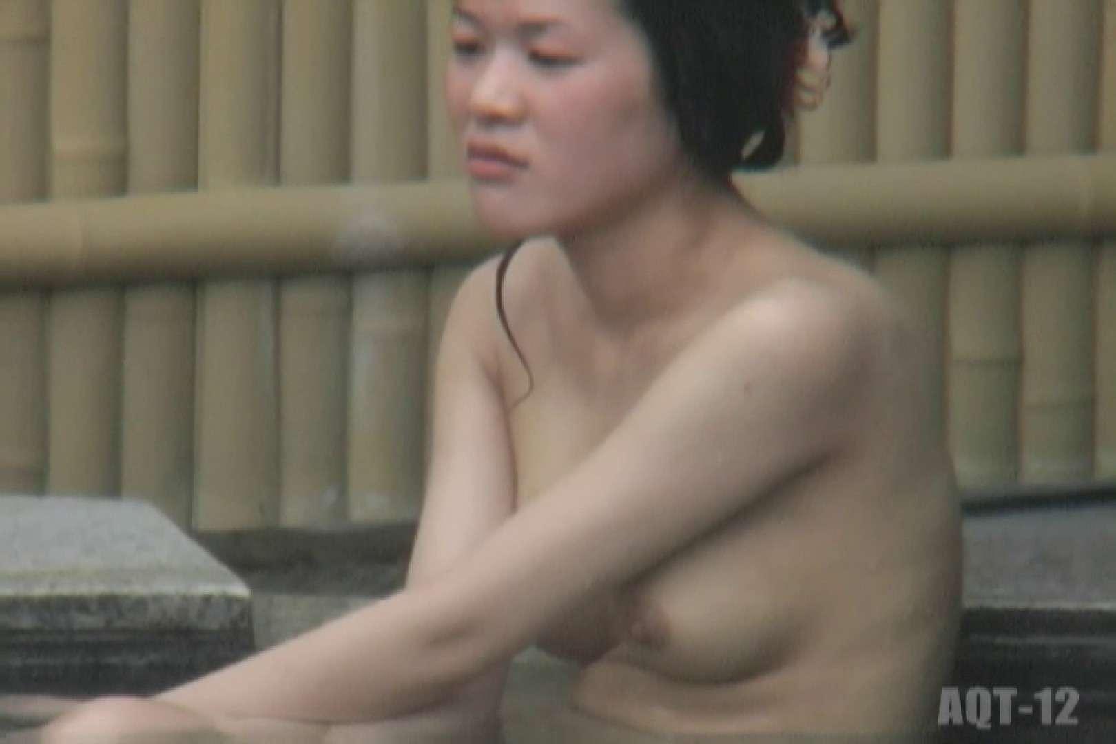 Aquaな露天風呂Vol.808