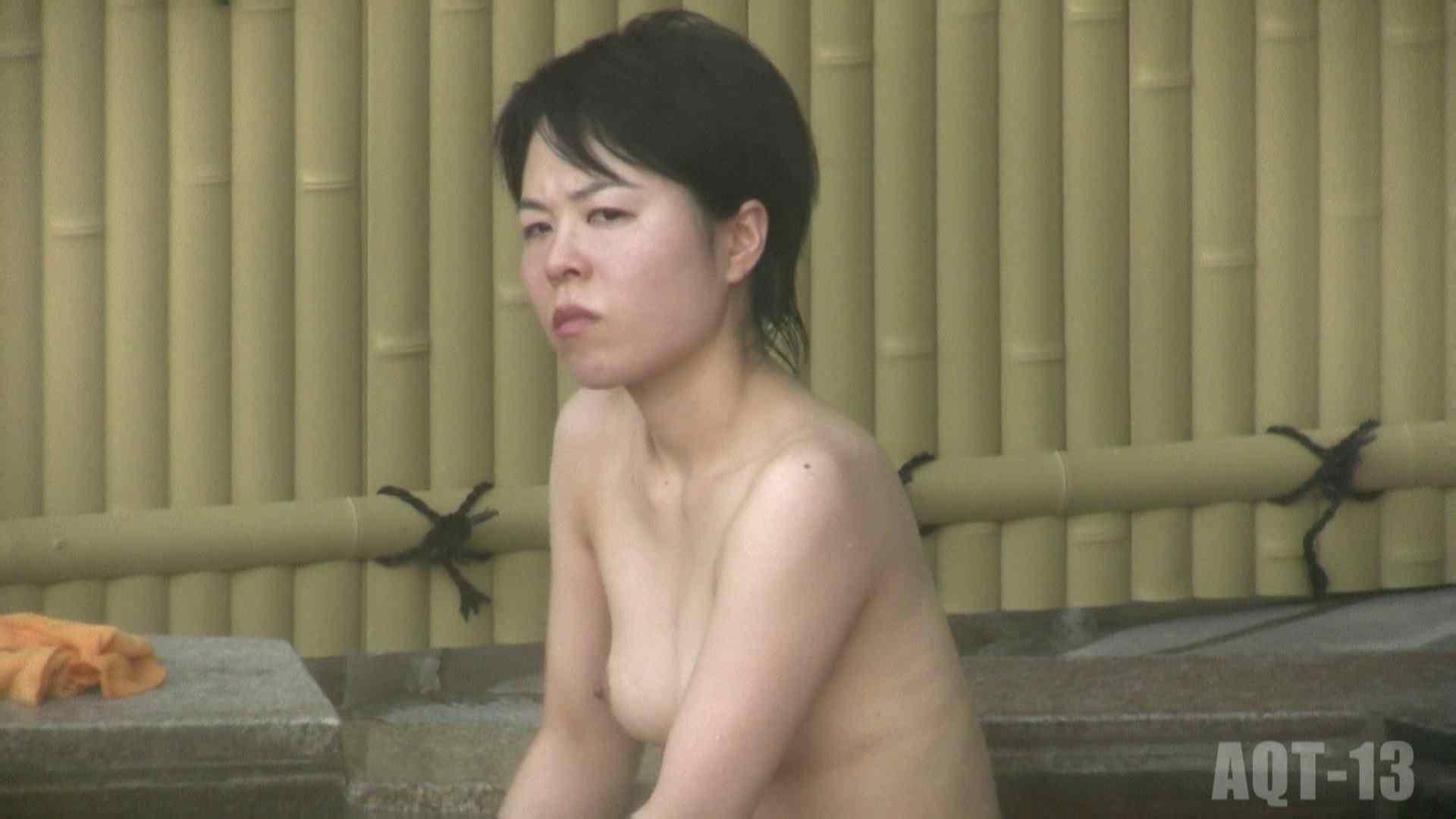 Aquaな露天風呂Vol.815