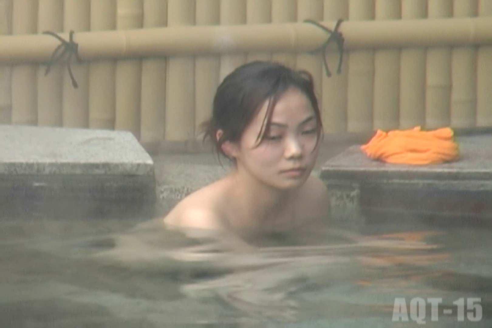 Aquaな露天風呂Vol.838