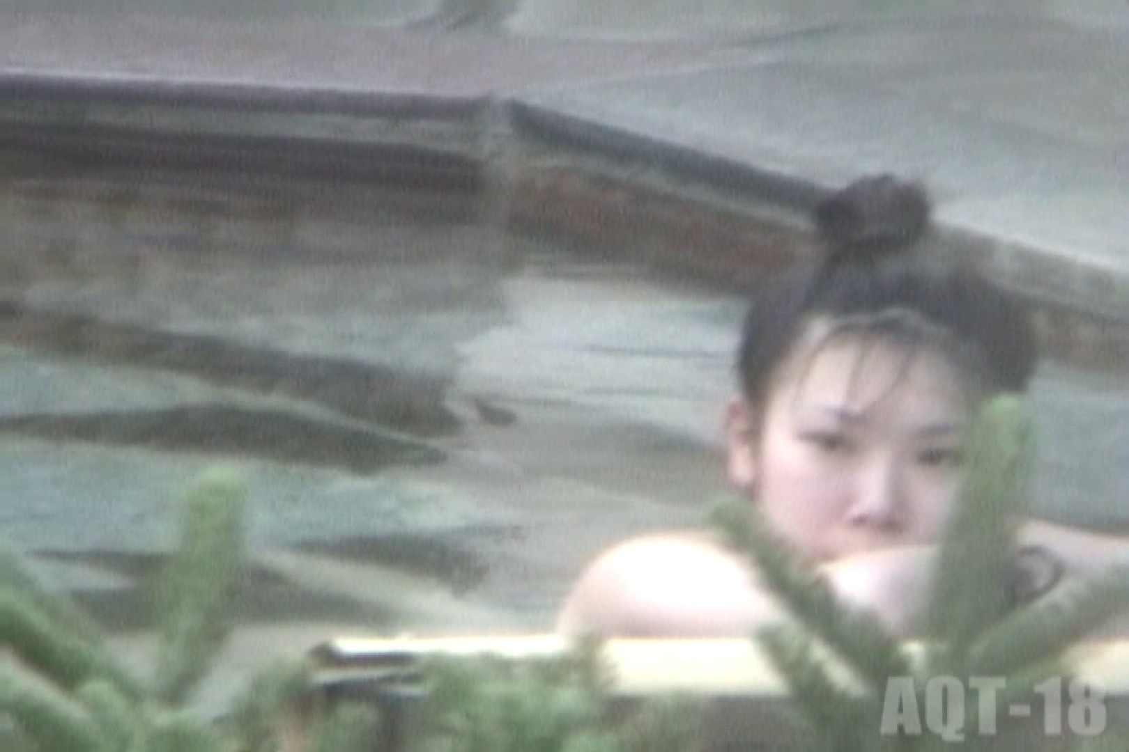 Aquaな露天風呂Vol.855