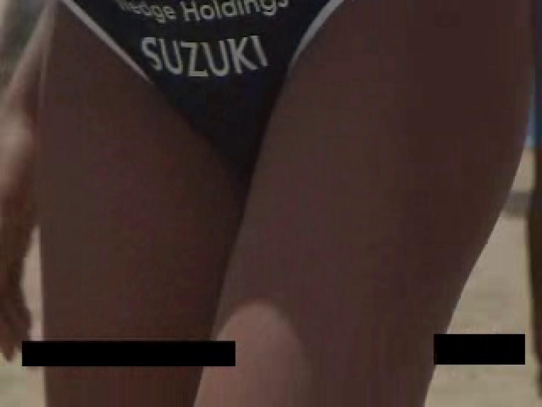 好きです!!浅尾美和 番外編 ハミ毛発見!