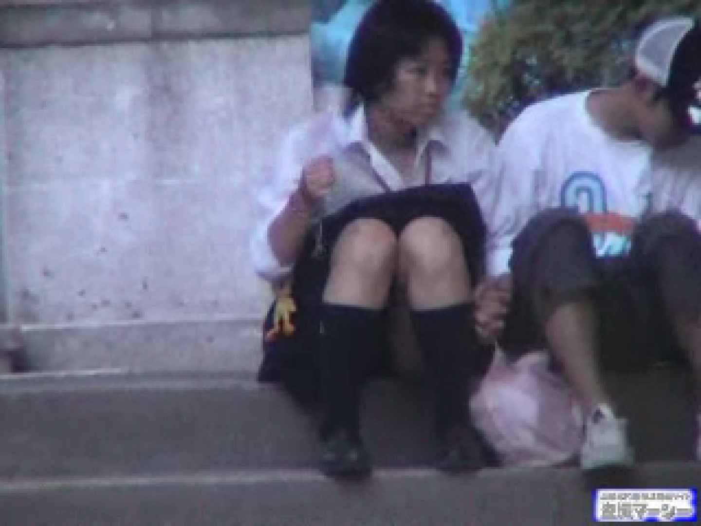 制服パンチラ オリジナル 02
