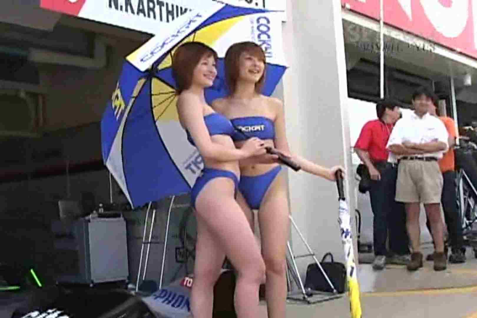 アダルトエロ動画 高画質版!SPD-026 サーキットの女神達 (特別2枚組) のぞき本舗 中村屋