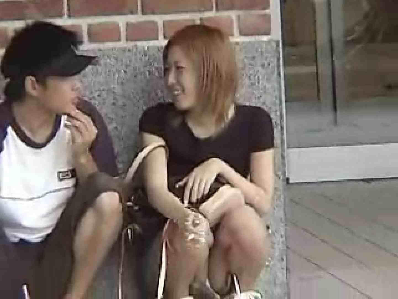 アダルトエロ動画 微笑みパンチラストリート vol.01 のぞき本舗 中村屋